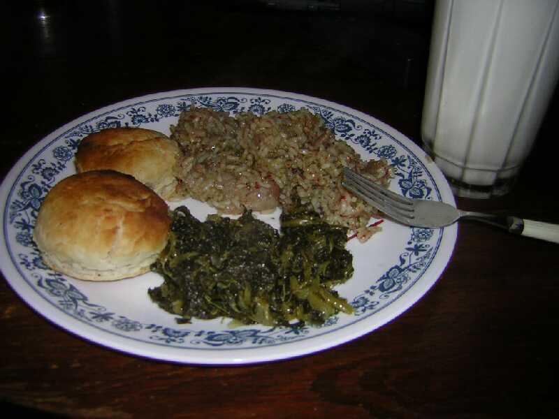 Pork Neckbones And Rice