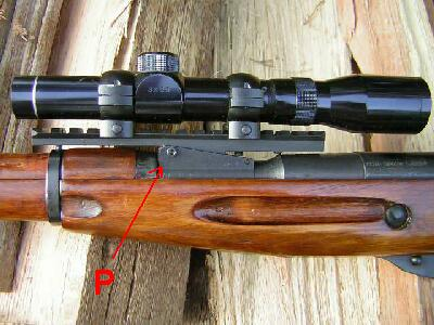 Mosin nagant scope mount no drill installing a scout scope mount on a