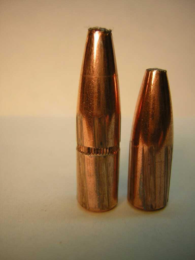 Bullet Expansion Test: T-C 10