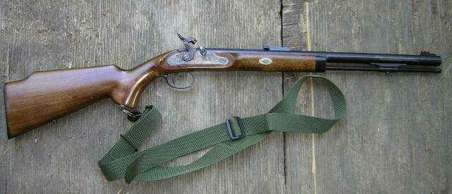 Traditions Buckskinner Muzzleloading Rifle